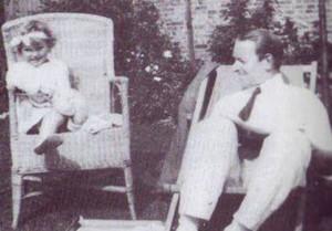 Docteur Edward Bach et sa fille