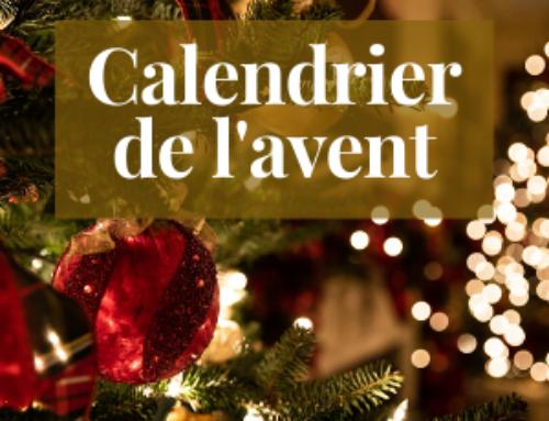 Calendrier de l'Avent fleurs de Bach – Noël 2019